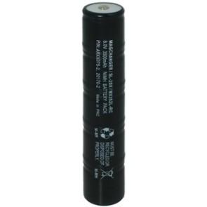 Baterija za Mag-Lite 6V 3500mAh Ni-MH Magcharger