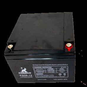 Ciklični gel akumulator12V 26Ah