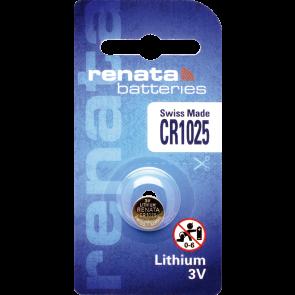 Renata CR1025 baterija