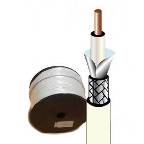 Koaksialni kabel RG6 (Cu) 7mm/75ohm, kolut 100m