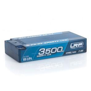 P5-HV Shorty Ultra LCG GRAPHENE 3500mAh Hardcase Akku - 7.6V LiPo - 120C/60C