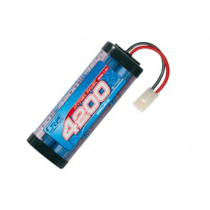 LRP Pack 4200 - 7,2V - 6-celični paket NiMH s Tamiya konektorjem