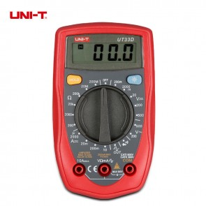 DIGITALNI MULTIMETER UNI-T UT33D