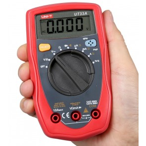Digitalni Multimeter auto-range UNI-T UT33A