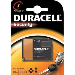 Alkalna J baterija Duracell security 6V alkaline 7K67-1412AP