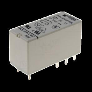 Elektromagnetni rele za tiskano vezje DPDT 5VDC - 8A/250VAC