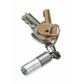 Svetilka kot obesek za ključe