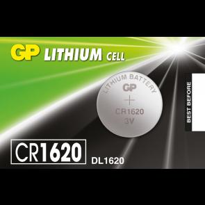 Gumb baterija CR1620