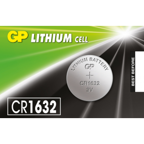 Gumb baterija CR1632