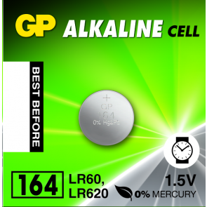 Gumb baterija 164f