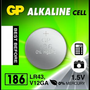 Gumb baterija 186f