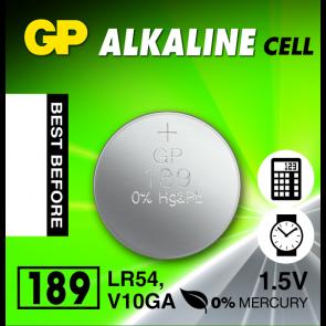 Gumb baterija 189f