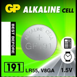 Gumb baterija 191