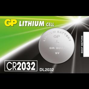 Gumb baterija CR2032
