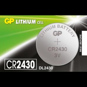 Gumb baterija CR2430