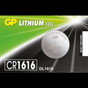 Gumb baterija CR1616