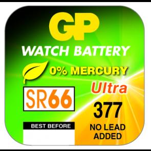 Gumb baterija 377e