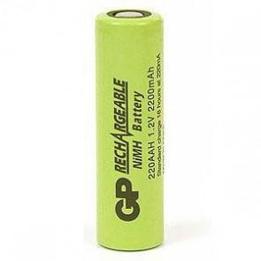 Industrijska AA 220AAH mAh Ni-Mh polnilna GP baterija