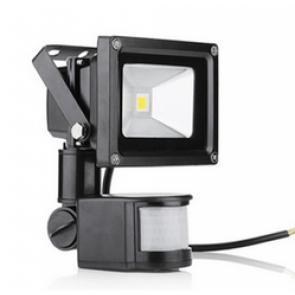 LED reflektor 10W s senzorjem