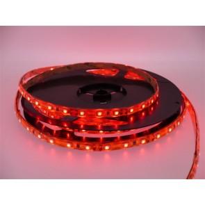 Rdeč LED trak gibljiv, vodotesen