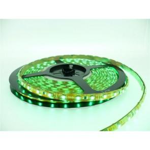 Zelen LED trak gibljiv, vodotesen