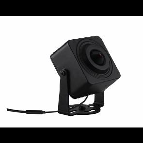 Miniatrurna visokoločljivostna IP kamera z brezžičnim WiFi prenosom, vgrajenim SD snemalnikom in 3.7mm pinhole lečo