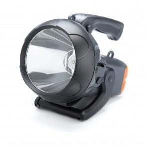Akumulatorska ročna svetilka z močjo 850lm