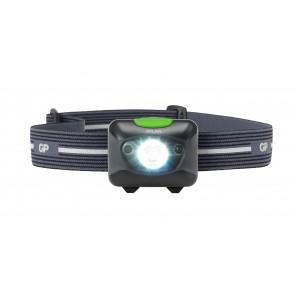 XPLOR PHR15 polnilna naglavna svetilka 300 lumnov + 3x NiMh AAA