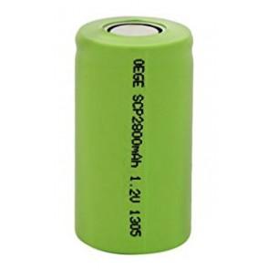 Industrijska baterija Sub C NiMh 2800