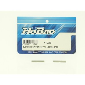 HoBao osovina roke 3 x 22mm