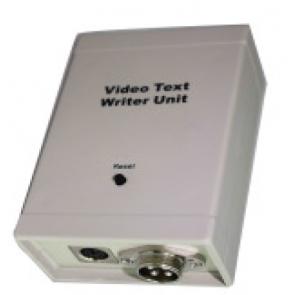 Generator znakov za videosignal diagnostičnih kamer s silikonsko tipkovnico