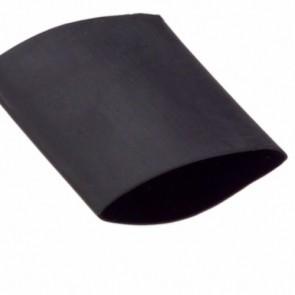 ČRNA termo skrčljiva cev Ø 25 mm