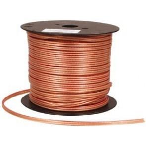Transparentni kabel za zvočnike 2x4