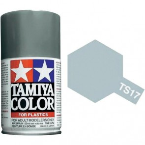 TS-17 Gloss aluminum