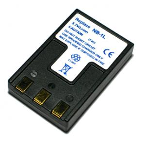 Baterija za digitalno kamero Canon (NB-1L)