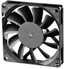Ventilator12V 80X80X15MM 62,86 m3/h
