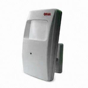 Barvna kamera v obliki alarmnega senzorja