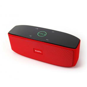Emotion Bluetooth 3.0 zvočnik 2x5 W z baterijo in čitalcem spominskih kartic ter AUX vhodom