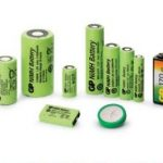 Celotna ponudba GP baterij za industijo