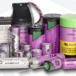 Celotna ponudba Tadiran baterij za industijo